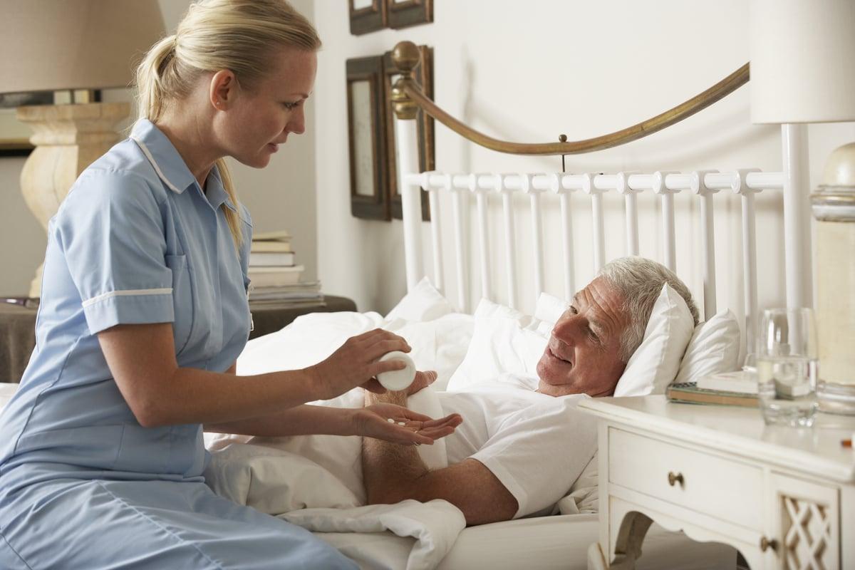 Palliatieve zorg in het Westland